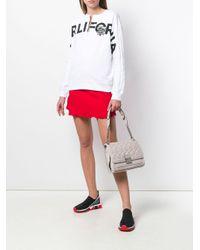 Karl Lagerfeld Kuilted ショルダーバッグ Multicolor