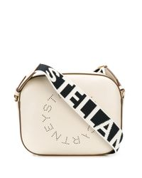 Сумка Через Плечо Stella С Логотипом Stella McCartney, цвет: White