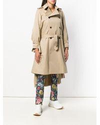 Junya Watanabe Natural Double Breasted Coat