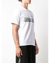 メンズ Supreme Keyboard Tシャツ White