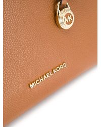 Borsa tote Zoe di MICHAEL Michael Kors in Brown