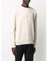 メンズ A_COLD_WALL* ロゴ スウェットシャツ Multicolor