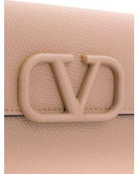 Valentino Garavani Vリング クラッチバッグ Multicolor