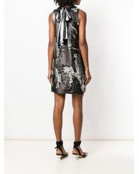 Нарядное Платье С Пайетками Styland, цвет: Black