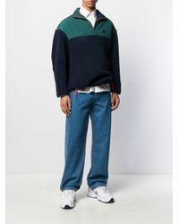 ADER ERROR オーバーサイズ ジャケット Multicolor