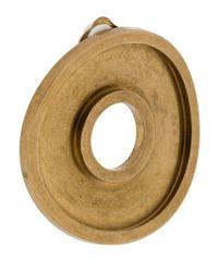 Marni - Metallic Monile Bag Inspired Earrings - Lyst
