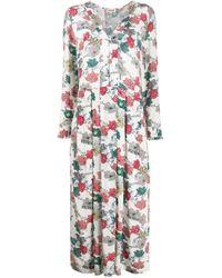 Vestito a fiori di Zadig & Voltaire in White