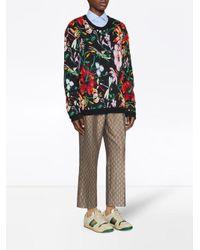 メンズ Gucci GGスプリーム テーラードパンツ Multicolor