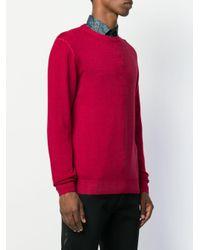 Jersey Nuvola Etro de hombre de color Red