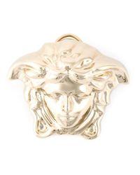 Versace Metallic 'palazzo' Medusa Earrings