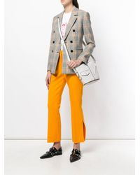 Marc Jacobs White Mini Sling Bag