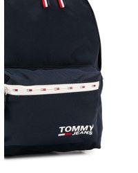 Tommy Hilfiger Blue 'Cool City' Rucksack