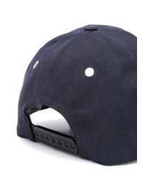 Gorra de béisbol con logo AMI de hombre de color Blue