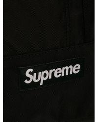 Supreme Großer Rucksack in Black für Herren