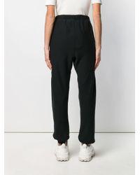 Pantalon de jogging à logo Heron Preston en coloris Black