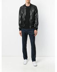 KENZO - Black Branded T-shirt for Men - Lyst