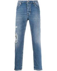 メンズ Dondup Brighton パンツ Blue