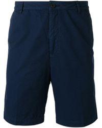 KENZO Blue Bermuda Shorts for men