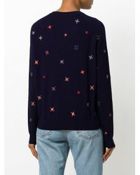 PS by Paul Smith Blue Star Jumper