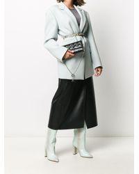 Sac porté épaule Kelly 32 Retourne Dior en coloris Black