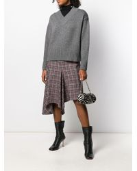 Gonna Diesty di Isabel Marant in Gray