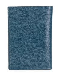 Dolce & Gabbana Blue Bifold Wallet for men