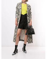 Sac cabas Street Chic pre-owned Dior en coloris Black