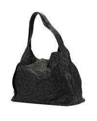 Sac cabas Profile médium Discord Yohji Yamamoto en coloris Black