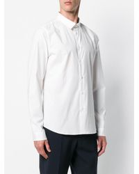 PS by Paul Smith - White Classic Fitted Shirt for Men - Lyst