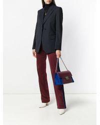 Givenchy Purple Medium Gv3 Bag