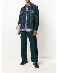 Camicia con taschino di PACCBET in Multicolor da Uomo
