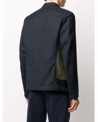 メンズ Junya Watanabe バイカラー ジャケット Multicolor