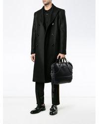 Mallette à logo imprimé devant Alexander McQueen pour homme en coloris Black