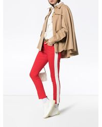 Burberry Bambi ジーンズ Red