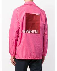メンズ Valentino Coordinates ジャケット Pink