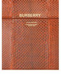 Borsa a spalla Grace di Burberry in Brown