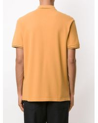 メンズ Osklen ポロシャツ Orange