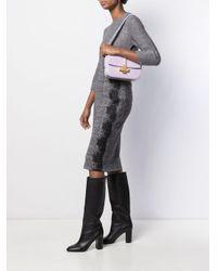 Borsa a spalla Lolita di N°21 in Purple