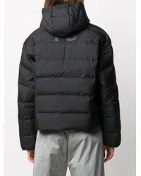 Y-3 パデッドジャケット Black