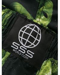 メンズ SSS World Corp Michael 水着 Black