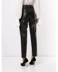 Pantalones ajustados Ermanno Scervino de color Black