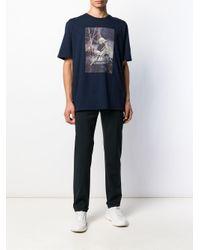 Etro Star Wars Tシャツ Blue