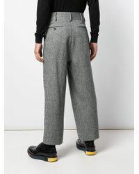 Pantalon ample x J.Press Opening Ceremony pour homme en coloris Gray