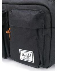 メンズ Herschel Supply Co. Eighteen ベルトバッグ Black
