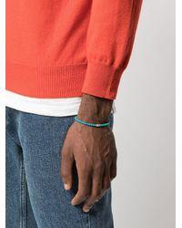 Luis Morais Blue Pendant Bracelet