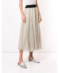 Tu Es Mon Tresor ポルカドット スカート Multicolor