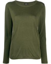 Jersey de manga larga Aspesi de color Green