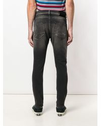 PRPS Black Classic Skinny-fit Jeans for men