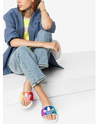 Adidas Adilette サンダル Multicolor