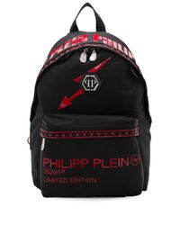 Рюкзак Thunder С Логотипом Philipp Plein для него, цвет: Black